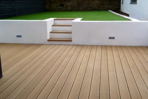 New Deck in Southampton
